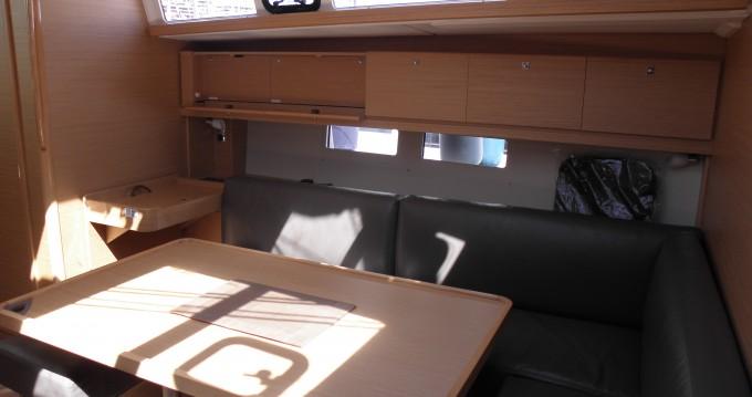 Boat rental Marina di Portisco cheap Dufour 460 Grand Large 5Cab