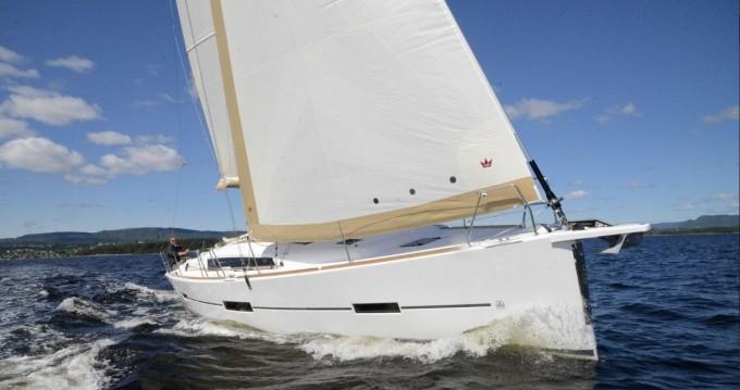 Rental Sailboat in Marina di Portisco - Dufour Dufour 412 Efram