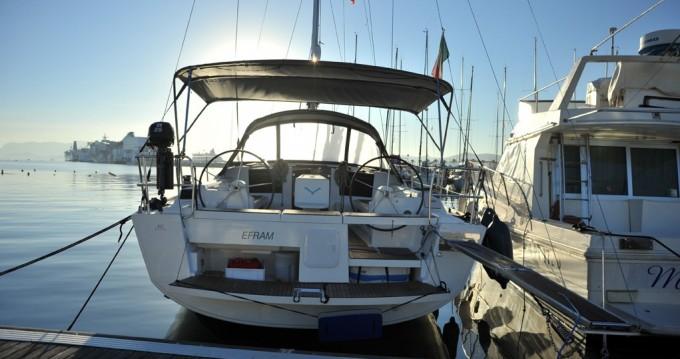 Rental yacht Marina di Portisco - Dufour Dufour 412 Efram on SamBoat