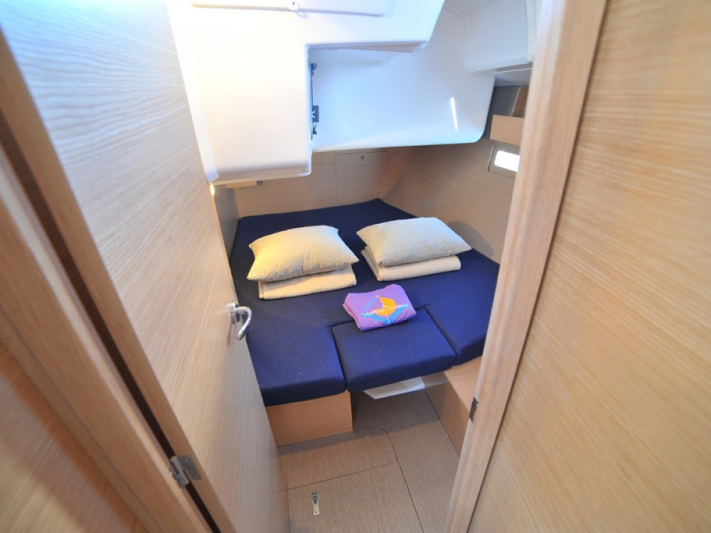 Rental Sailboat in Olbia - Dufour Dufour 412 Efram