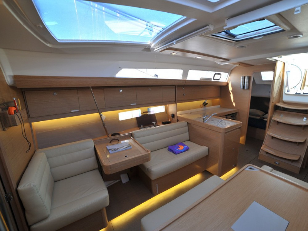 Dufour Dufour 412 Efram between personal and professional Olbia