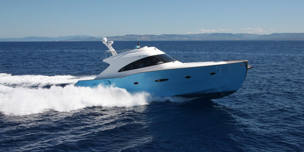 Hire Motor boat with or without skipper