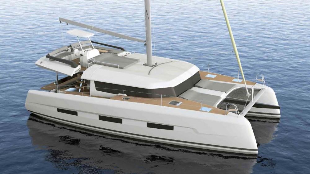 Rental Catamaran in  - Dufour Dufour Catamaran 48