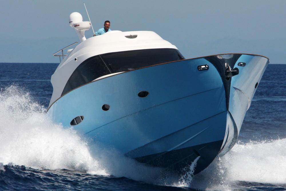 Boat rental  Lobfish 57 in  on Samboat