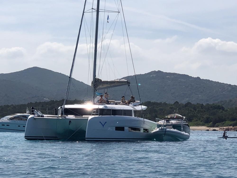 Boat rental  cheap Dufour Catamaran 48