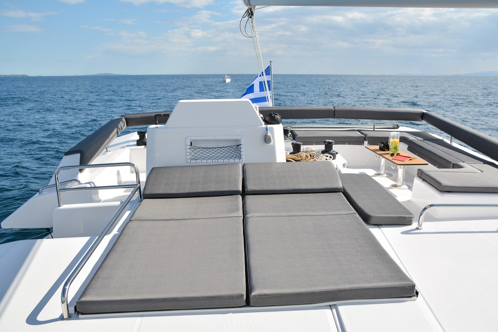 Hire Catamaran with or without skipper Dufour