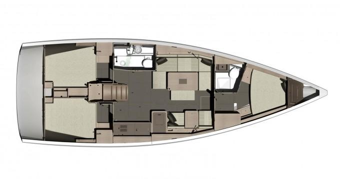 Rent a Dufour Dufour 412 Grand Large Marina di Portisco