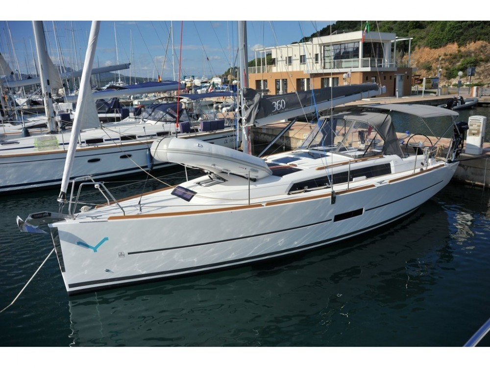 Dufour Dufour 360 GL between personal and professional Olbia