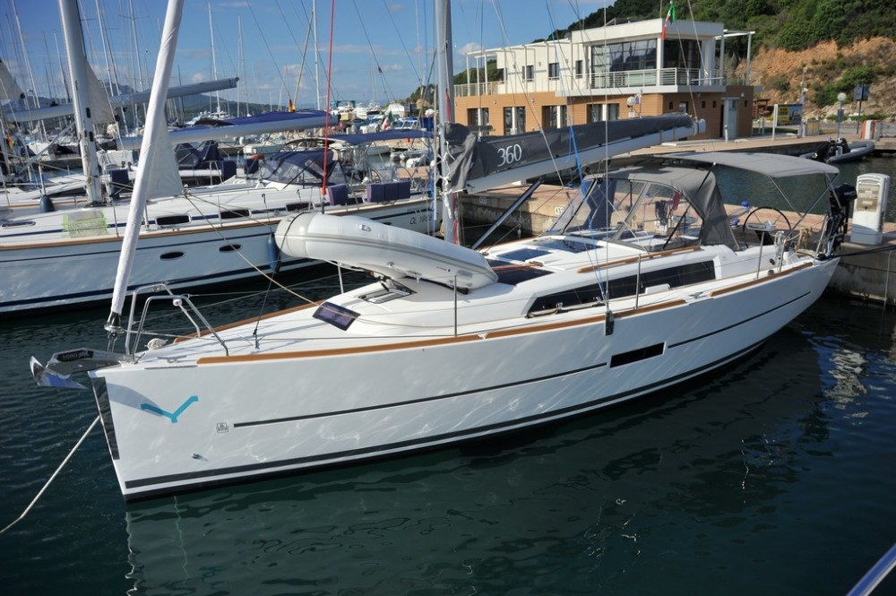 Hire Sailboat with or without skipper Dufour Marina di Portisco