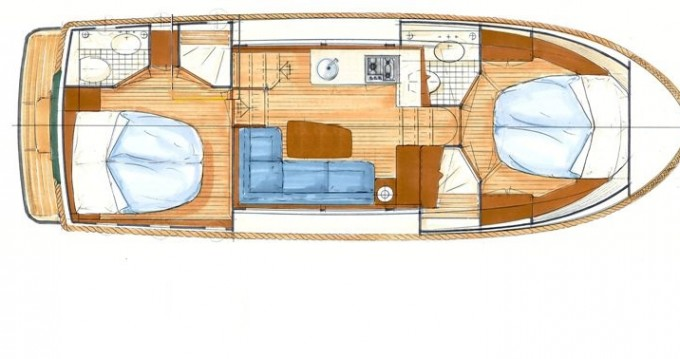Boat rental Capestang cheap Linssen Classic Sturdy 32 AC