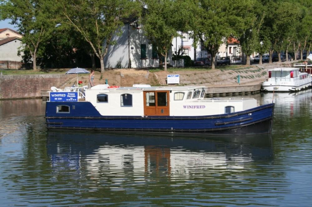 Rental Motor boat in Castelnaudary -  EuroClassic 139GC