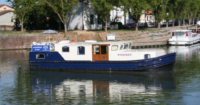Rental Motorboat in Castelnaudary -  EuroClassic 139GC