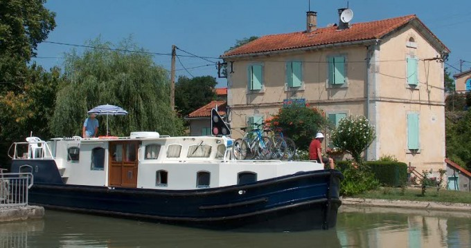 Rental Motorboat in Capestang -  EuroClassic 139