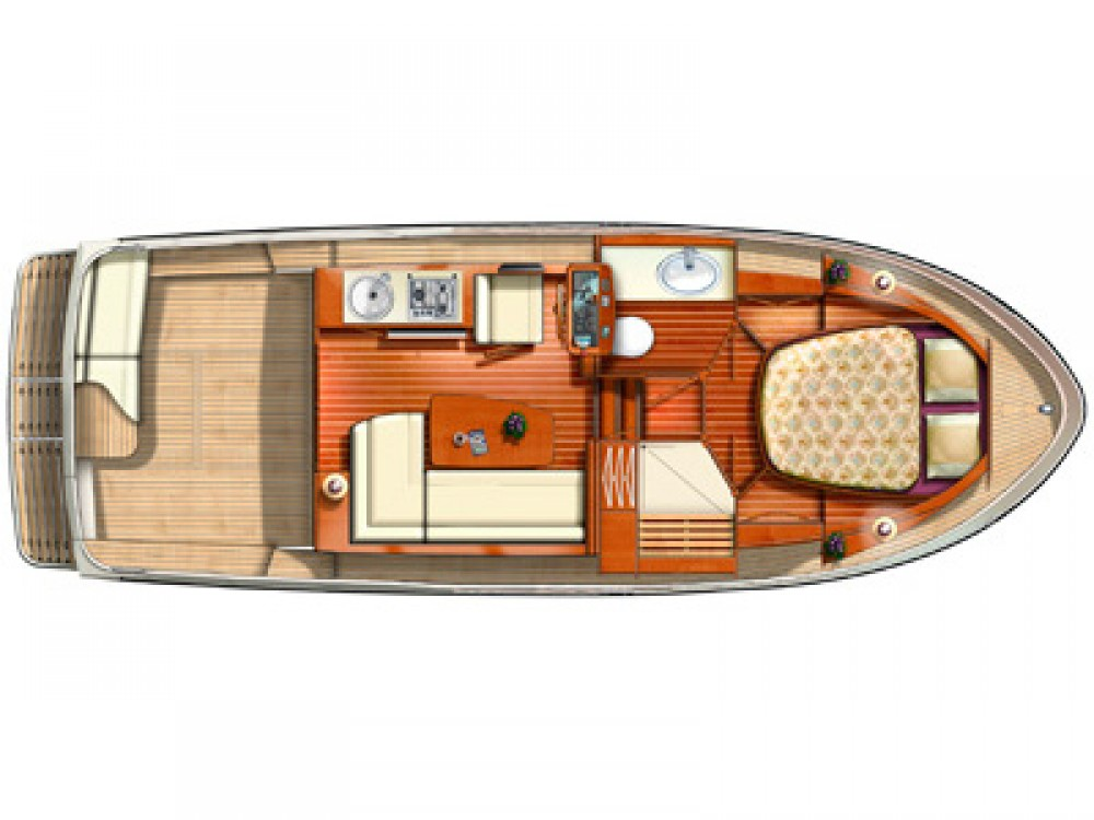 Linssen Linssen Grand Sturdy 29.9 Sedan between personal and professional Capestang