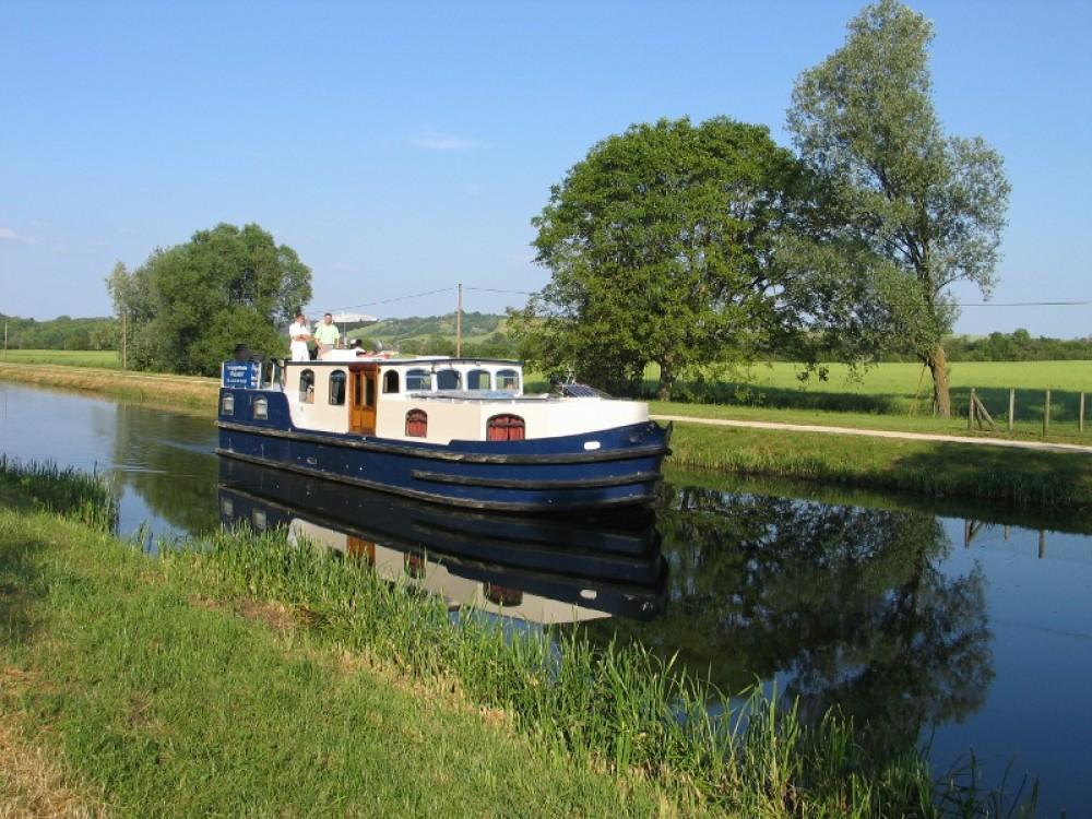 Boat rental Vermenton cheap Burgundy 1500