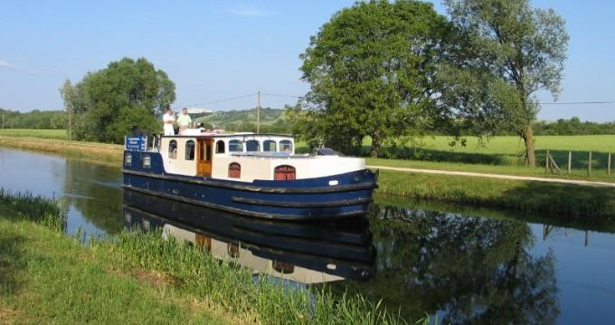 Rental Motorboat in Vermenton - Viking Burgundy 1500