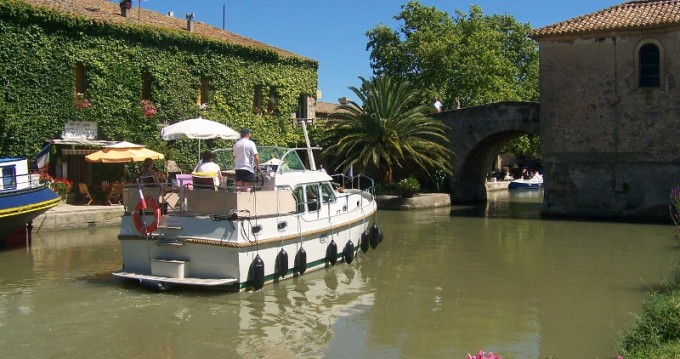 Hire Motorboat with or without skipper Linssen Vermenton