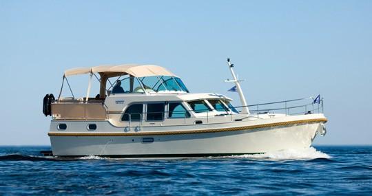 Rental yacht Auxerre - Linssen Linssen Grand Sturdy 40.9 AC on SamBoat
