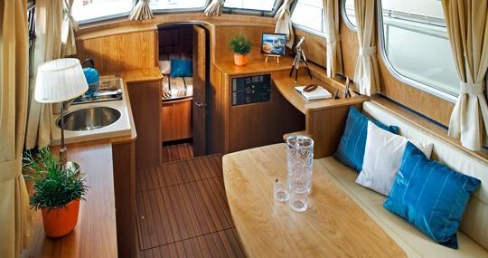 Rental yacht Vermenton - Linssen Linssen 34.9AC on SamBoat