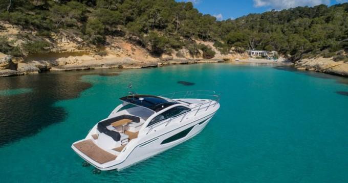 Rental Motorboat in Palma de Mallorca - Sessa Marine Sessa C38