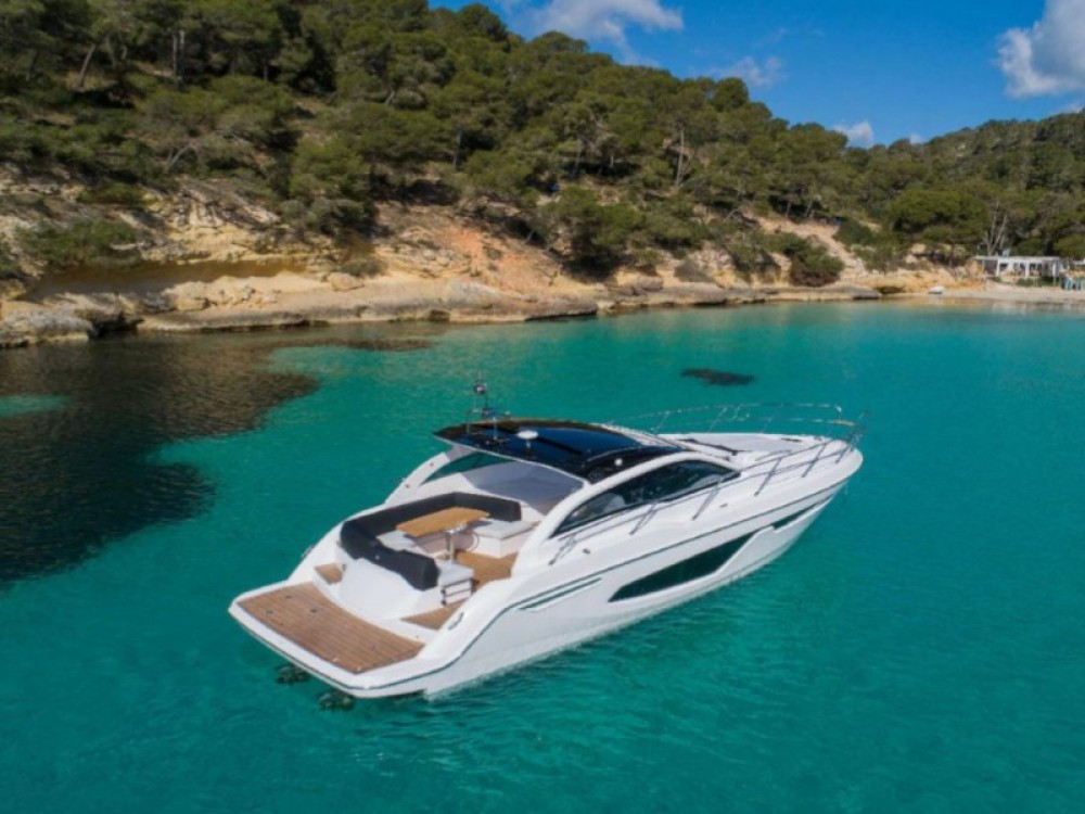 Rental Motor boat SESSA with a permit