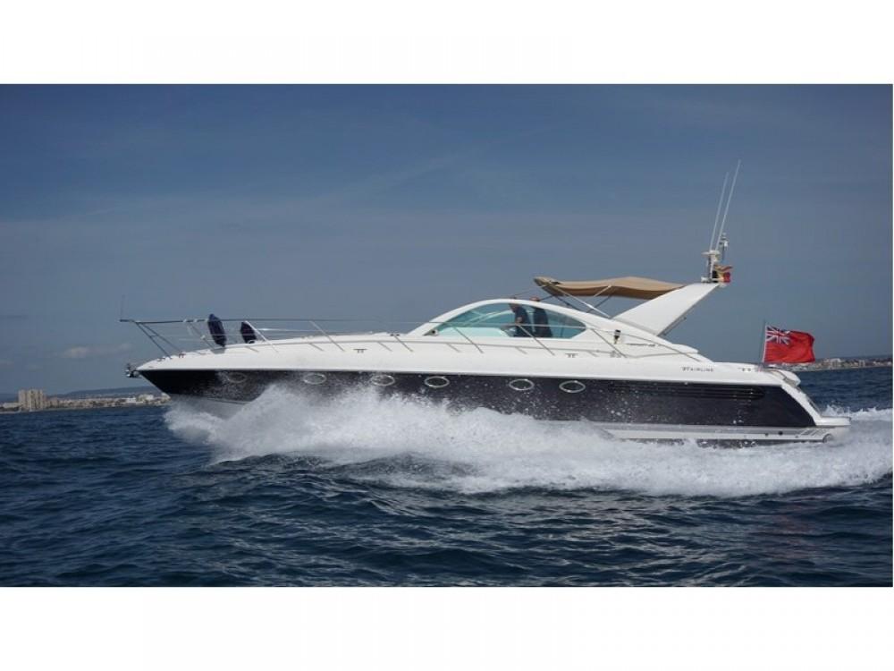 Rental yacht Palma - Fairline Targa 48 on SamBoat