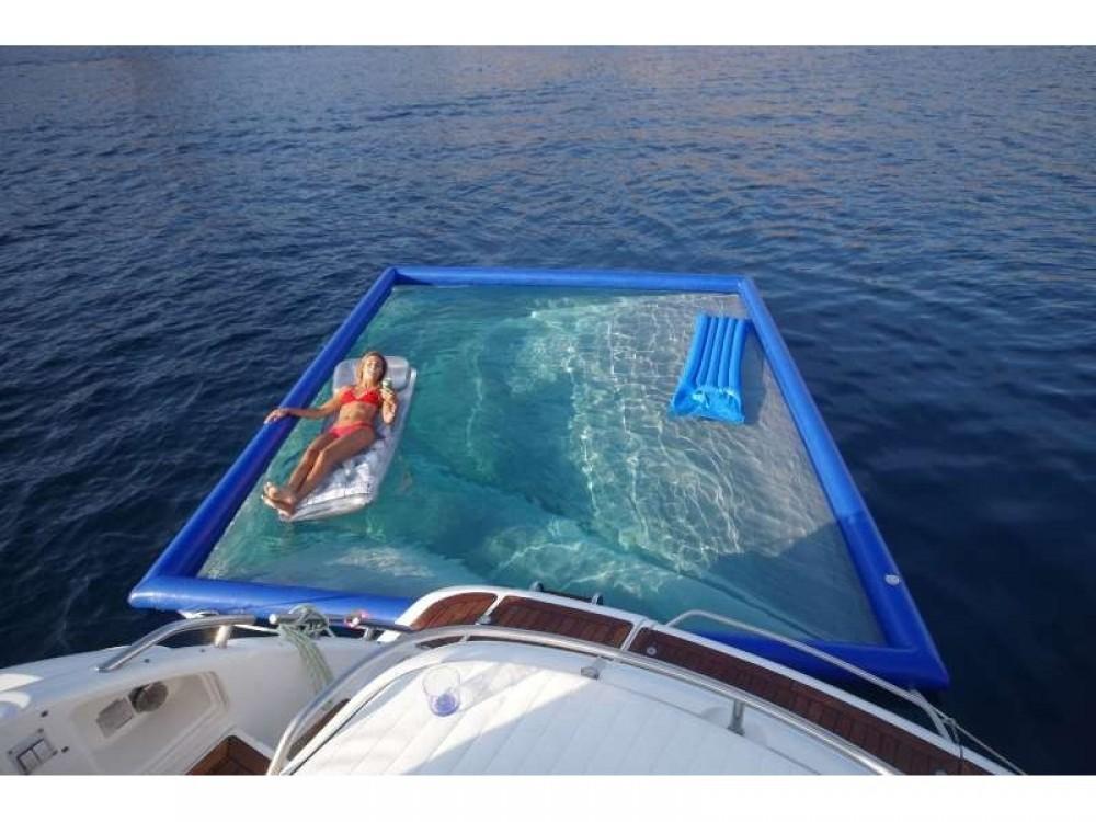 Boat rental Palma cheap Targa 48