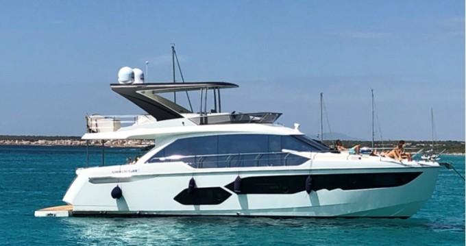 Boat rental Cala Rajada cheap Absolute 58