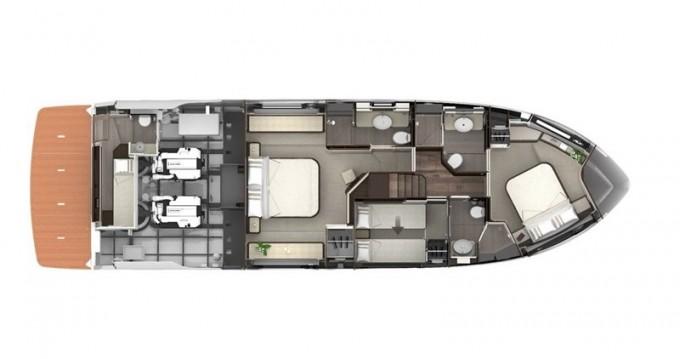 Rental Motorboat in Cala Rajada - Absolute Absolute 58