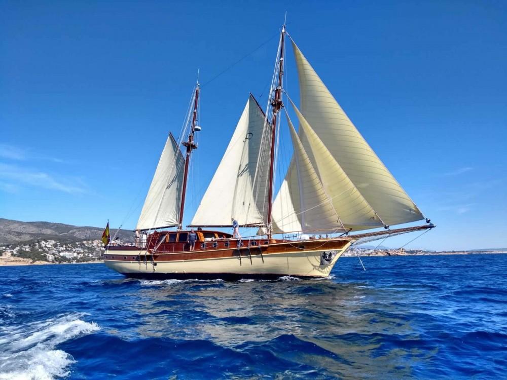 Rental yacht Palma -  Gulet- Dirdam on SamBoat