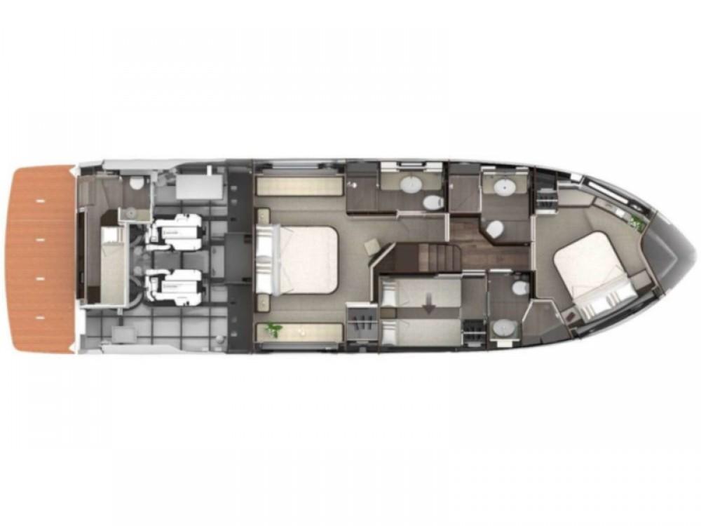 Boat rental Absolute Absolute 58 in Cala Ratjada on Samboat