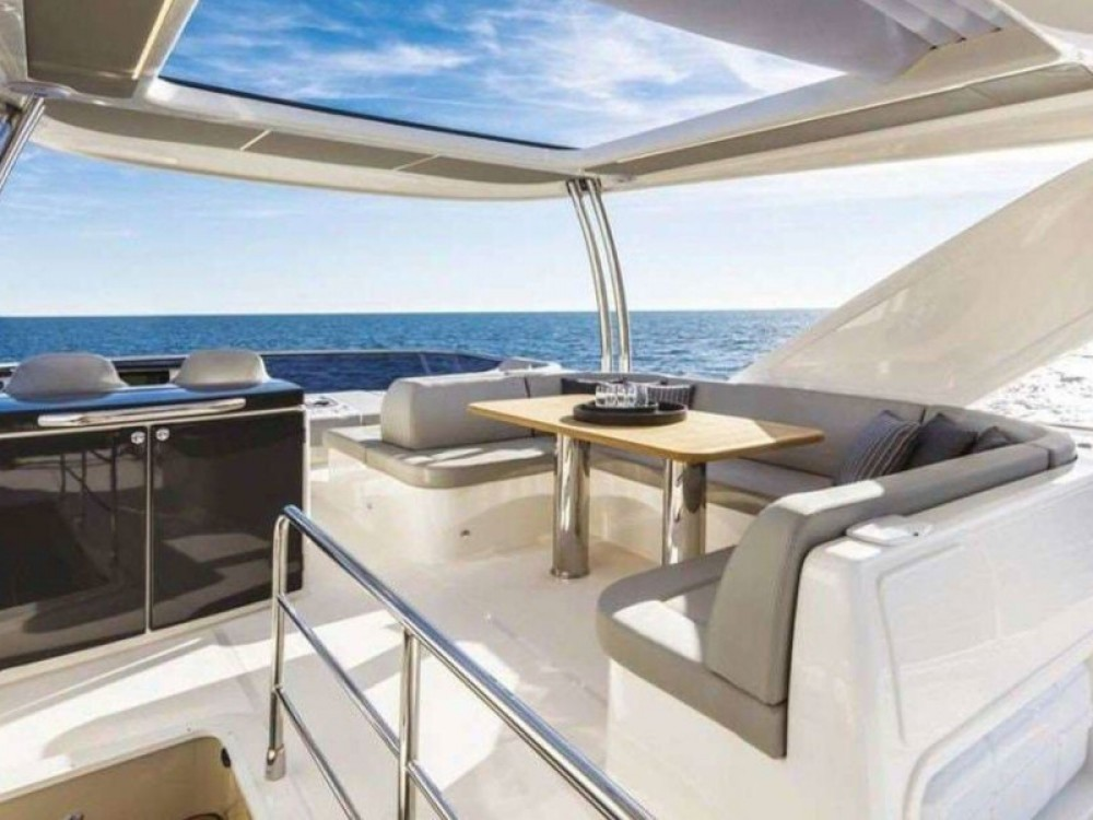 Hire Motor boat with or without skipper Absolute Cala Ratjada