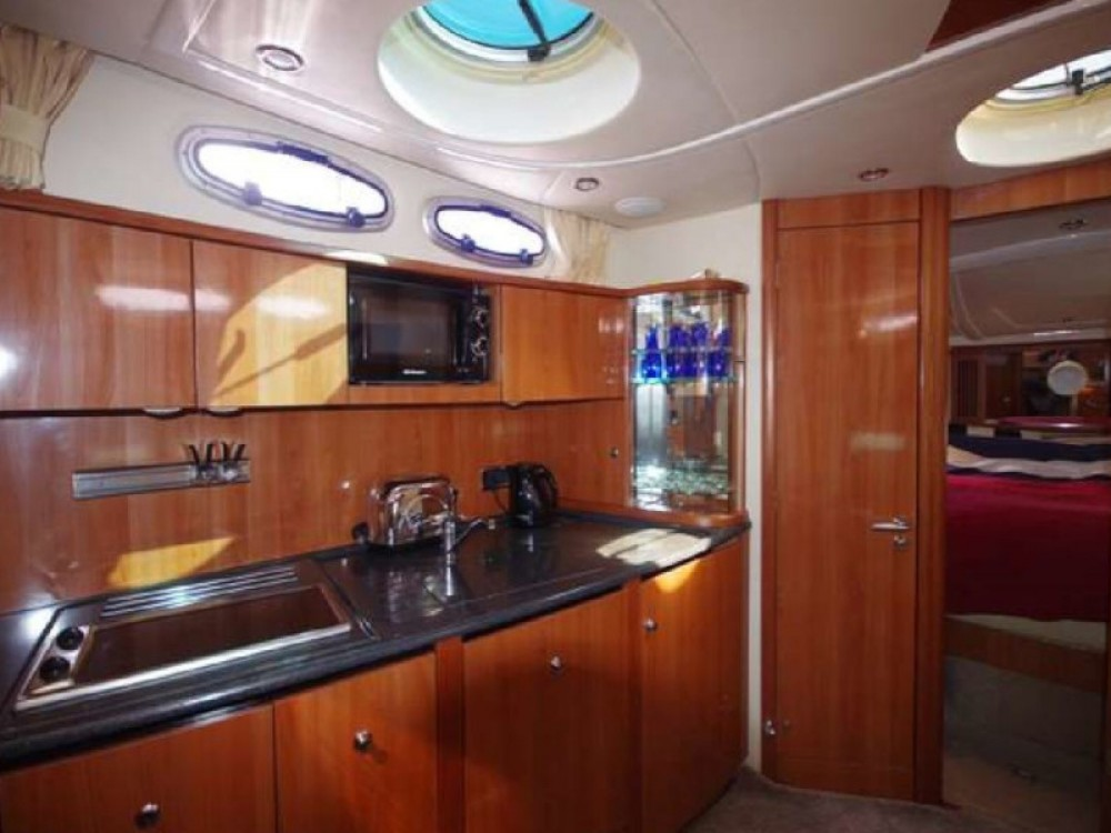 Rental Motor boat in Palma - Sealine Sealine SC 38