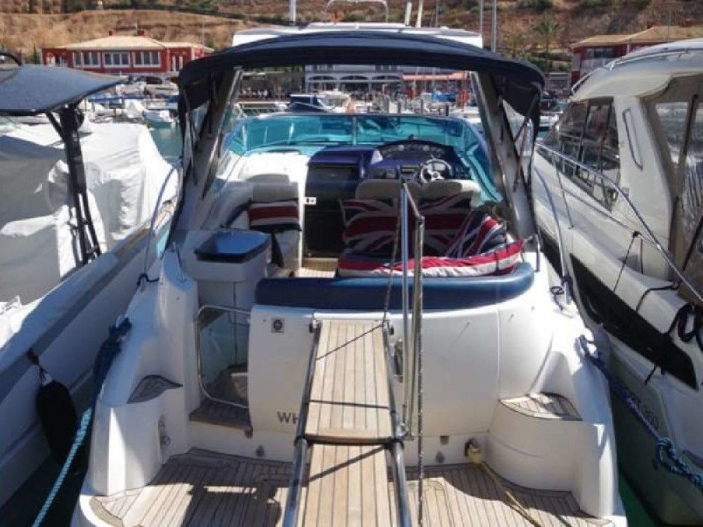Hire Motor boat with or without skipper Sealine Palma