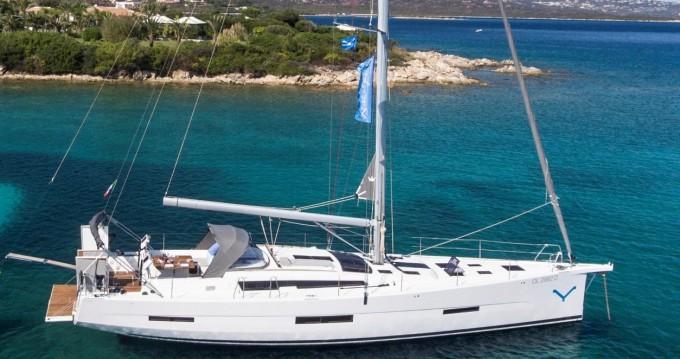 Rental yacht Marina di Portisco - Dufour Dufour 56 Exclusive 2017 on SamBoat