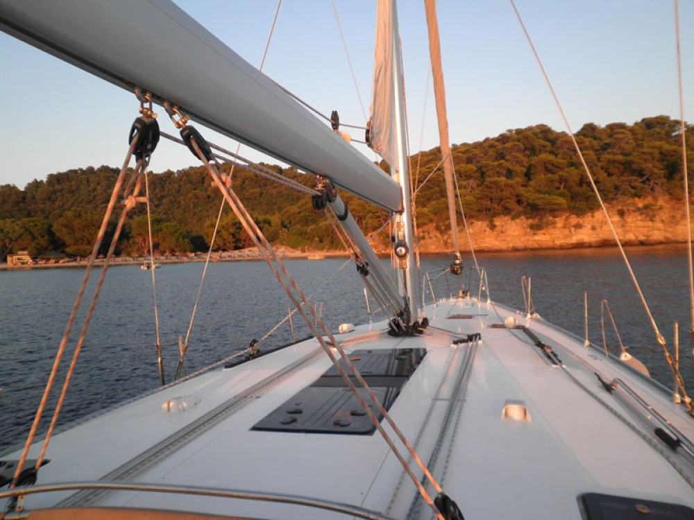 Hire Sailboat with or without skipper Bavaria Skiathos