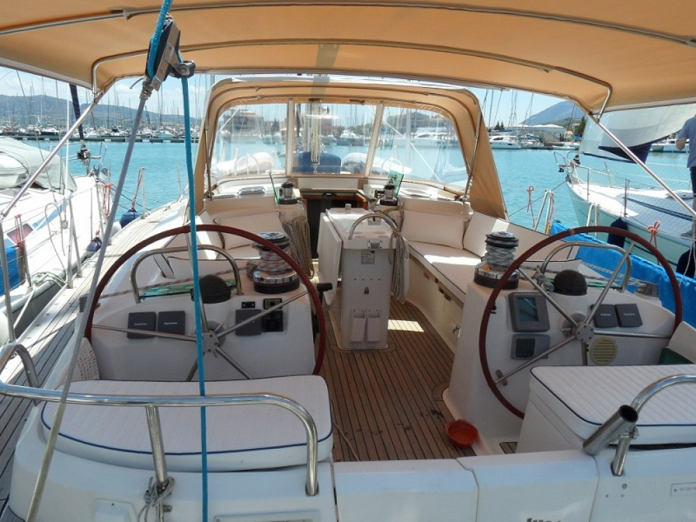 Hire Sailboat with or without skipper Ocean Lefkada