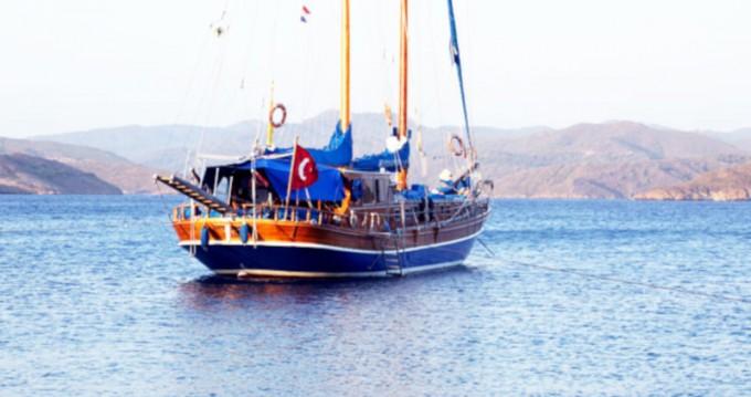 Boat rental Bodrum cheap Gulet Kaptan Yarkin