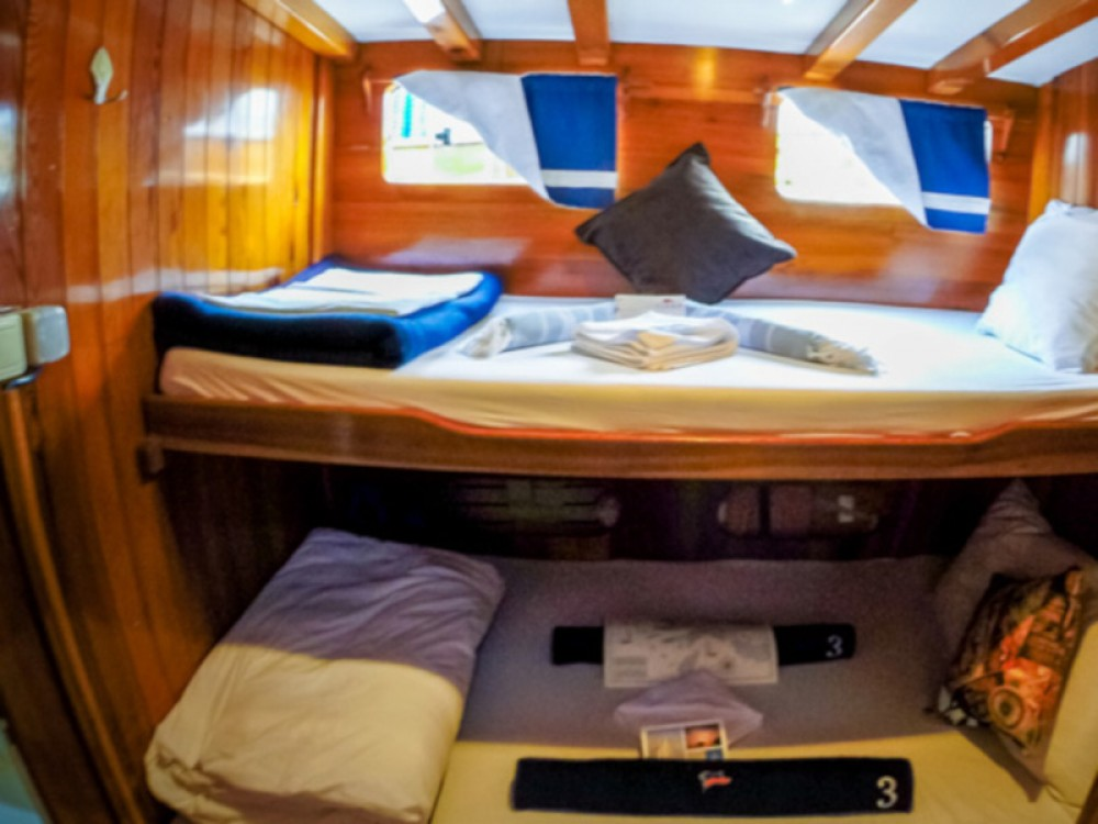 Rental yacht Bodrum -  Gulet on SamBoat