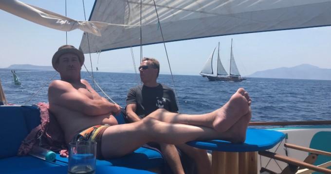 Rental yacht Bodrum -  Gulet Kavanca on SamBoat