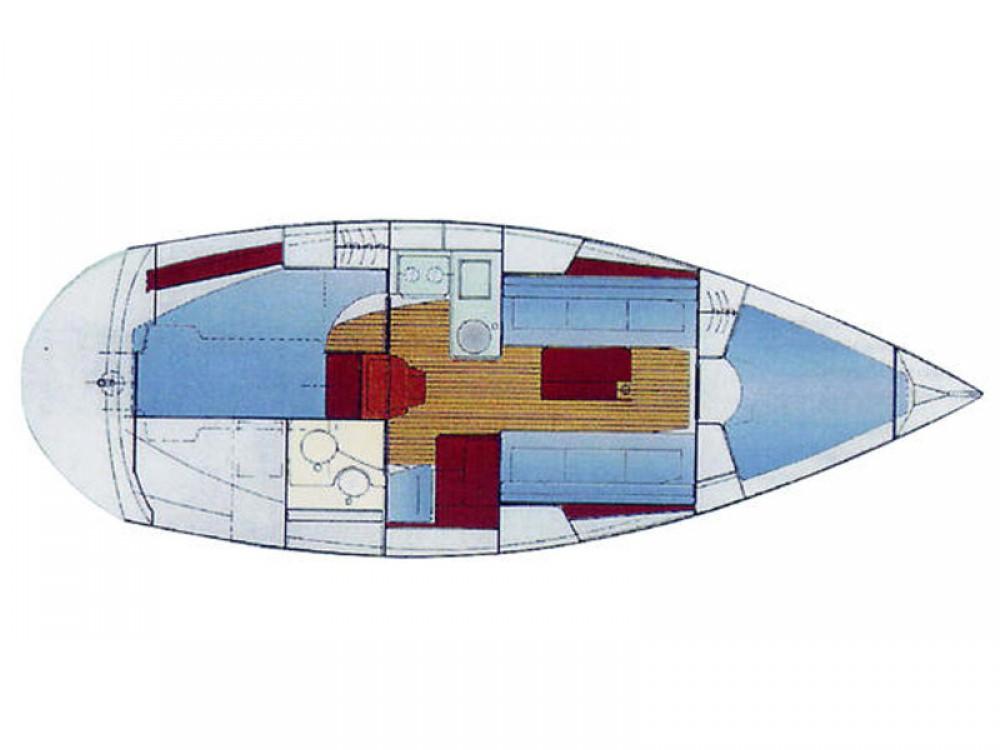 Rental yacht Lefkada - Bavaria Bavaria 32 on SamBoat