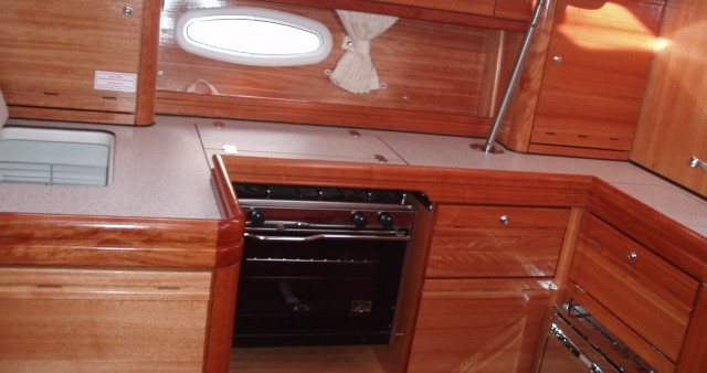 Bavaria Bavaria 46 Cruiser between personal and professional Municipal Unit of Lefkada