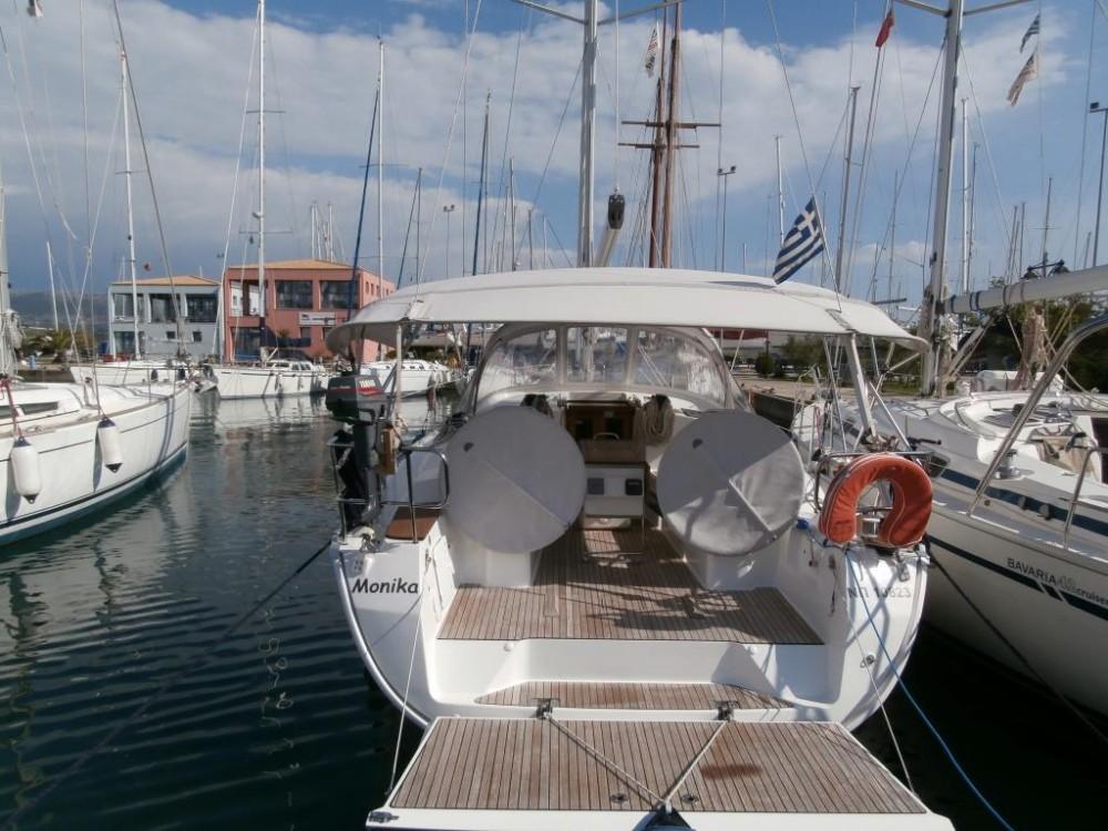 Boat rental Lefkada cheap Bavaria Cruiser 40