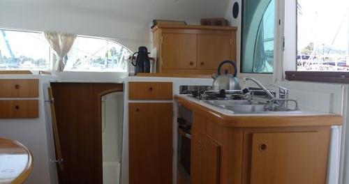Boat rental Lefkada (Island) cheap Lagoon 380 S2