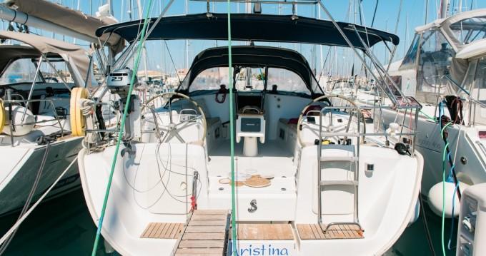 Rental yacht Lefkada (Island) - Bénéteau Cyclades 50.5 on SamBoat