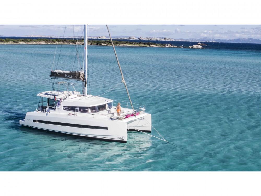 Catamaran for rent Lefkada at the best price