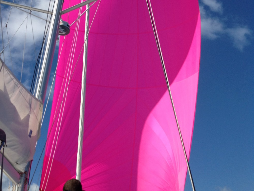 Hire Catamaran with or without skipper Lagoon Torre del Greco
