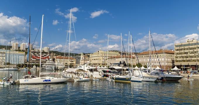 Rental Yacht in Rijeka -  Fleur de Lys