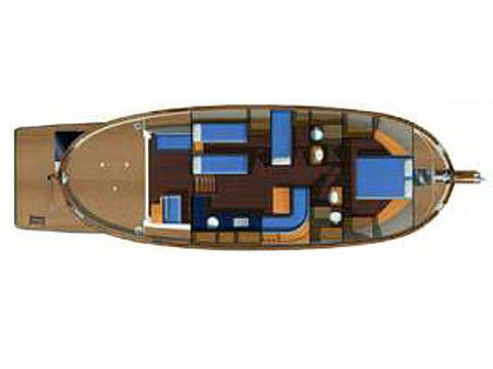 Boat rental Maó cheap Menorquin 160