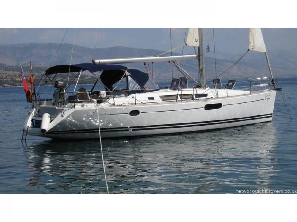 Boat rental Kontokali cheap Sun Odyssey 44 i